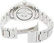 (Presage) SEIKO PRESAGE Japanese paper pattern silver dial mechanical titanium SARX055 men s watc...