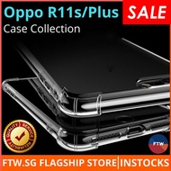 [1 DAY SUPERSALE!!] Oppo R11s/R11s Plus Full Protection Case Ultra-Slim Cover