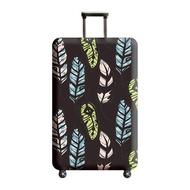 Johnn ผ้าคลุมปกป้องกระเป๋าสัมภาระ 18-20-22-24-26-28-30-32 นิ้วกระเป๋าเดินทางท่องเที่ยวกรณีหนาสวมใส่กรณี