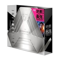C Dvd Hardcover Iron Box Jay Chou The Most The Invincible Concert Dvd