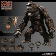 Movie King Kong Action Figure Toys Figurine Kingkong Figure Collection Action Figure Model Toy Gift 18cm