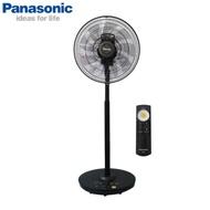 Panasonic國際牌 14吋 8段速nanoeX ECO溫控微電腦遙控DC直流電風扇 F-H14EXD-K 極淨型