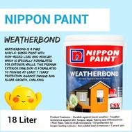 Nippon Paint Weatherbond 18Liter