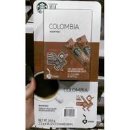 Costco代購咖啡。Starbucks星巴克 哥倫比亞即溶研磨咖啡 2.1克*26入