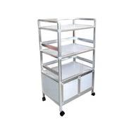 Aluminium Multi Purpose Rack with Wheels