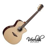 全新款 Veelah V8 GAC 40吋 全單 民謠吉他 - 【他,在旅行】