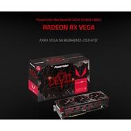 撼訊 RX VEGA 56 8G / VEGA56 紅魔鬼 VEGA64 X412FA