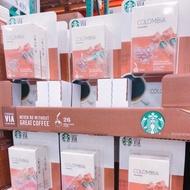 好市多 到貨了啦🔆🛒星巴克 VIA哥倫比亞即溶研磨咖啡🛒🔆
