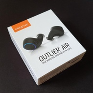 Brand New Creative Outlier Air / Outlier Gold True Bluetooth Wireless Earphones Sweatproof.