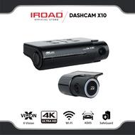 IROAD X10 4K UHD Dash Cam