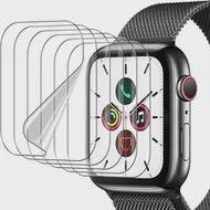 หน้าจอป้องกันฟิล์มสำหรับ Apple Watch 6 Band 44มม.40มม.Iwatch 42มม.38มม.ฝาครอบสร้อยข้อมือ Apple Watch series 3 4 5 Se 6