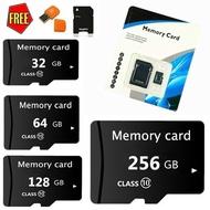 Micro TF Card 8GB/16G/32G/64GB/128GB/256GB Memory Card Flash Micro Card Micro SD Card