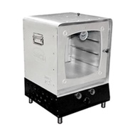 Oven Hock Aluminum Gas / Portable Gas Oven 3 Stacking