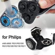 適用於Philips-RQ12剃須刀頭RQ1250 RQ1260 RQ1280 RQ1290 RQ1150X RQ116