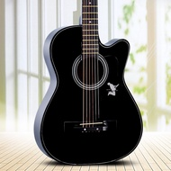 Yamaha Sound Single Plate Acoustic Guitar Beginners Girl Student 40 Inch 41 Inch