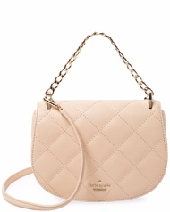 Kate Spade New York Emerson Place Rita Quilted Saddle Bag