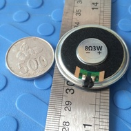 Speaker 8 Ohm 3 Watt Diameter 4 cm Small Speaker 40mm 8ohm 3w