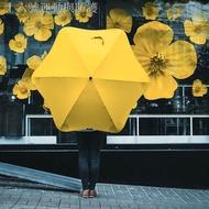 現貨雨傘﹍✚❉新西蘭Blunt半自動晴雨傘男女士創意折疊傘超強防風傘防曬傘INS傘