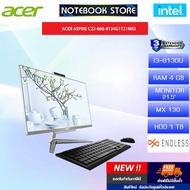 [ผ่อน 0% 10 ด.]All In One Acer Aspire C22-866-8134G1T21MGi/T006 DQ.BBNST.006