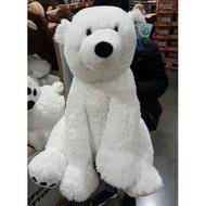 《缺貨中》Costco代購 30吋坐姿絨毛北極熊/金剛