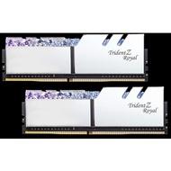 【一級棒】芝奇G.SKILL皇家戟 16G*2 雙通道 DDR4-3200 CL14(鎧甲銀)(F4-3200C14D-32GTRS)終身保固