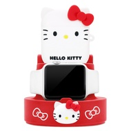 HELLO KITTY二合一硅膠底座iPhone支架Airpods充電器Apple Watch女