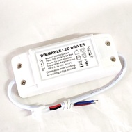 Dimmable LED Driver dimming LED power supply 3w 5w 7w 9w 12W 15W 24w led lighting transformer downlight lamp spotlight driver