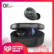 OI TidyBuds True Wireless Earbuds Wireless Earbuds Bluetooth Earbuds 5.0 8Hours Playback Touch Sensor Rechargeable Sweatproof--Black&White
