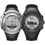 GOLiFE GoWatch X-PRO 全方位戶外GPS智慧運動錶 黑 /銀色銀