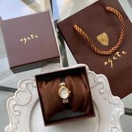 【HYH】New agete launch Women's Black Belt Vintage quartz watch。。。