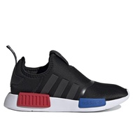 ADIDAS 中童鞋 NMD 360 C BLACK 網布 反光 黑紅藍【A-KAY0】【EE6352】