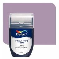 Dulux Colour Play Tester Dusk 70RB 36/156