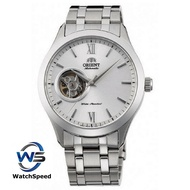 Orient FAG03001W0 Automatic Japan Movt Open Heart Stainless Steel Men's Watch