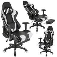 New  Special Offer Ergonomic Office Chair Computer Boss Chair With Footrest Chaise In Stock