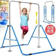 多功能兒童單槓專用-4段高低.折疊收納(C185-022)