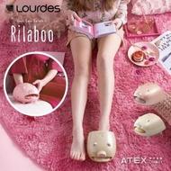 【日本ATEX官方旗艦館】Lourdes小豬造型手足兩用按摩器(手部足部按摩器)