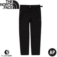 [現貨] The North Face 女 彈性快乾9分褲《黑》/4978/戶外/登山/徒步褲/九分褲