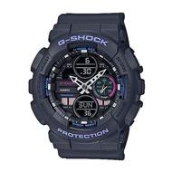 G-Shock GMAS140 G-Series Ana-Digi Black Purple