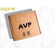 【遙雲號】正品現貨 avp套裝主機 陶瓷芯 aspire 替換倉 棉芯彈 空彈pod