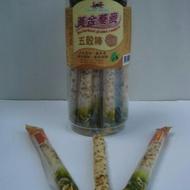 品名:黃金蕎麥五榖棒(原味亞麻子零嘴)