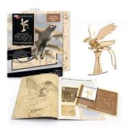 INCREDIBUILDS - INCREDIBUILDS 3D 木拼圖 - 神奇生物: 雷鳥