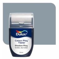 สีขนาดทดลอง Dulux Colour Play™ Tester - Shadow Play 90BG 35/068