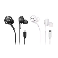 SAMSUNG GALAXY Note10/Note10+ 原廠AKG雙動圈入耳式耳機 Type C (密封袋裝)白色