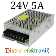 24v 5a Switching Power Supply Adapter 24 Volt 5 Amper Power Adapter