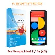 【愛瘋潮】99免運 螢幕保護貼 NIRDOSA Google Pixel 5 (5G) / 4a (4G) 鋼化玻璃 螢幕保護貼 疏水疏油 防刮 防爆