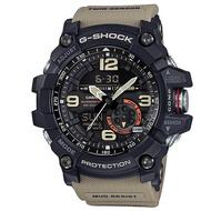 Casio G-Shock Master of G Mudmaster Series Khaki Resin Strap Watch GG1000-1A5