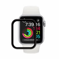 JTLEGEND Apple Watch Series SE/6/5/4共用 (44mm) TITANGUARD 3D 鋼化玻璃保護貼
