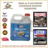 KOYA 4L P-529 ENGINE DEGREASER ALKALINE DEGREASER