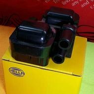 Mercedes Benz Ignition Coil Plug for Mercedes Benz M112 Engine: W169 W245 W203 W210 W211 W220 R170 OEM: HELLA