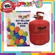 {SHIP IN 24HRS} ORIGINAL TONG GAS HELIUM BELON UNTUK 50PC - PARTY DIY HELIUM GAS TANK - FOR 50 BALLOONS